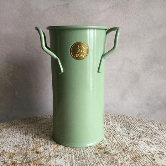 Haws cylinder vase (ホーズ シリンダー ベース1.5L) セージ