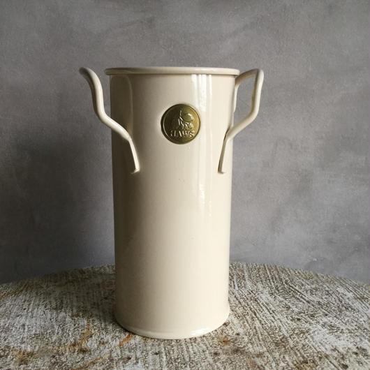 Haws cylinder vase (ホーズ シリンダー ベース1.5L) クリーム