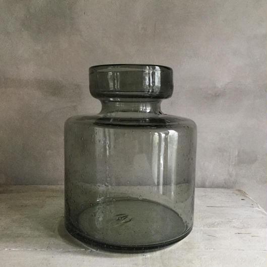 Bubble Glass Flower Vase Jolt  (バブルグラス フラワーベース・ジョルト  )