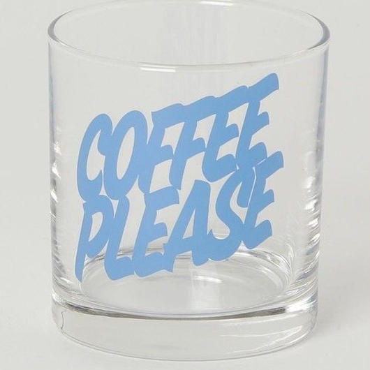 GOOD FEEL GLASS -BLUE-