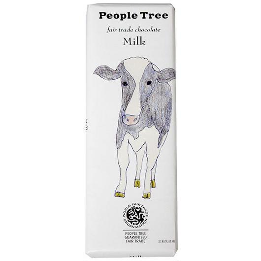 PeopleTree(ピープルツリー)チョコレート ミルク 50g