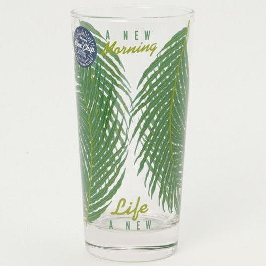 BOTANICAL GREEN GLASS -GREEN-