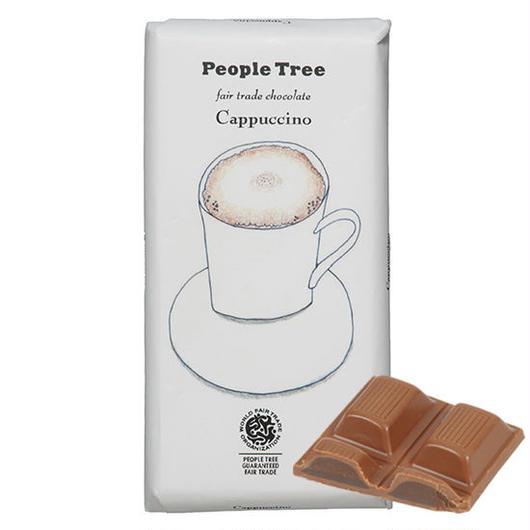PeopleTree(ピープルツリー)チョコレート カプチーノ 100g