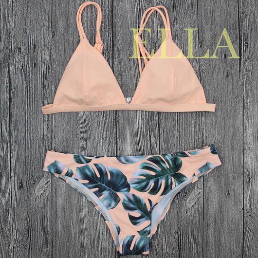 M即納★ORG botanical bikini