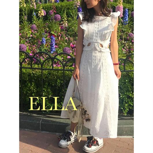 Lace girly dress