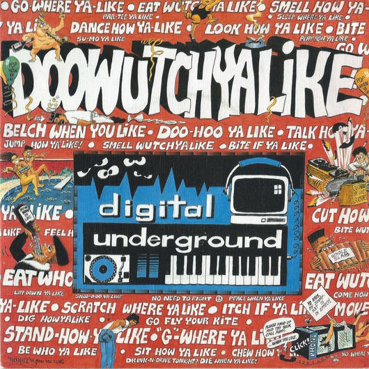 DIGITAL UNDERGROUND:DOOWUTHALIKE