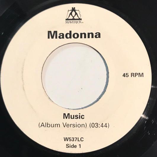 MADONNA:MUSIC