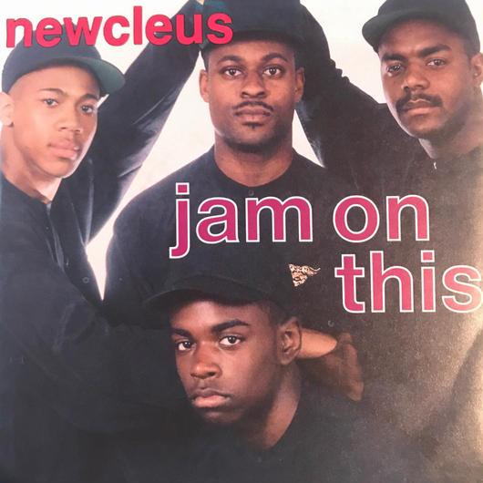 NEWCLEUS:JAM ON THIS