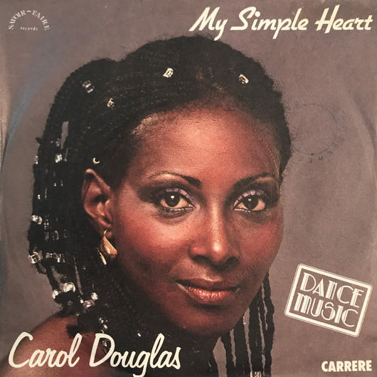 CAROL DOUGLAS:MY SIMPLE HEART