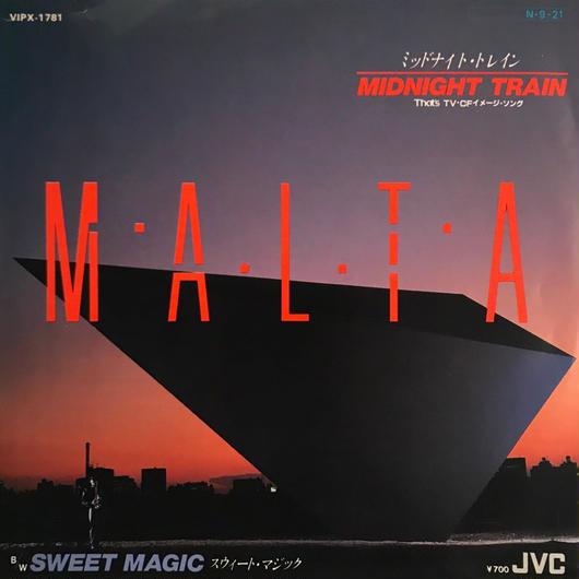 MALTA:MIDNIGHT TRAIN