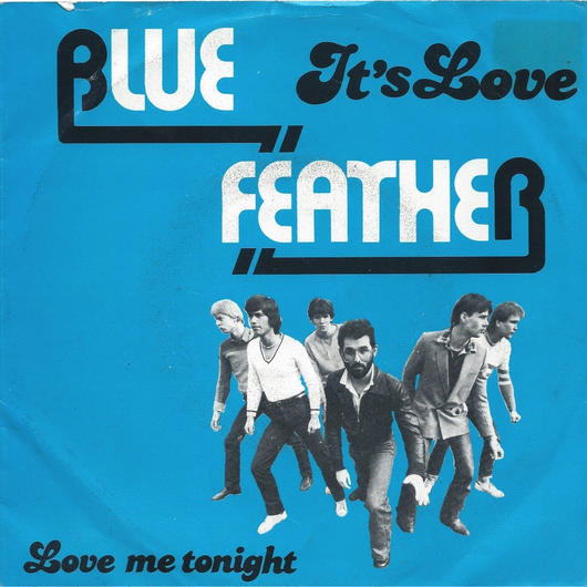 BLUE FEATHER:IT'S LOVE