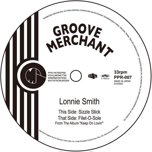 PPR-007  LONNIE SMITH:SIZZLE STICK / FILET-O-SOLE