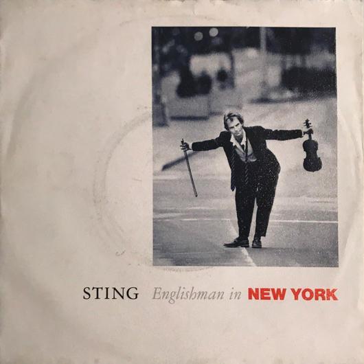 STING:ENGLISHMAN IN NEWYORK