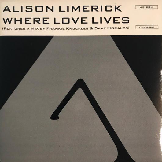 ALISON LIMERICK:WHERE LOVE LIVES