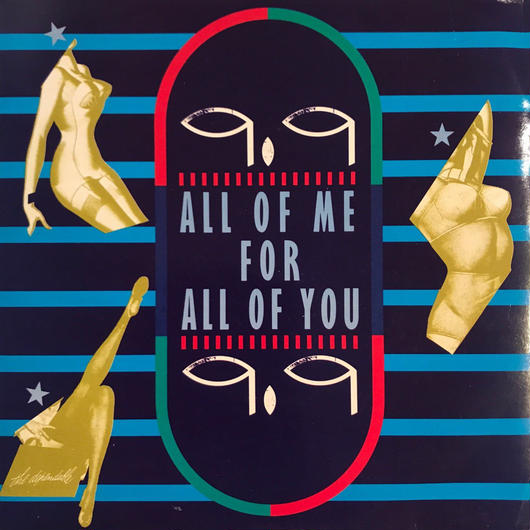 9.9:ALL OF ME FOR ALL OF YOU