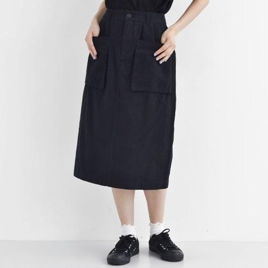 [1325sk]コットンツイルナロースカート