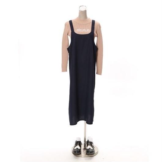 [0598op]ウール混ジャンパースカート
