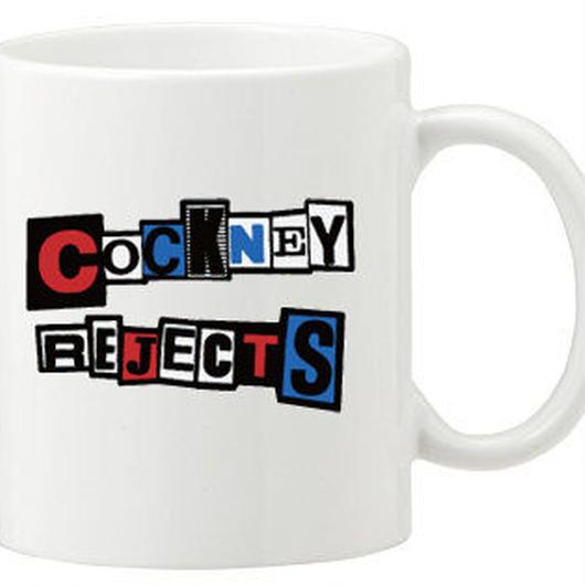 COCKNEY REJECTS Mug Cap (Logo)
