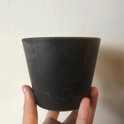 樹脂製鉢(ブラック)5個セット