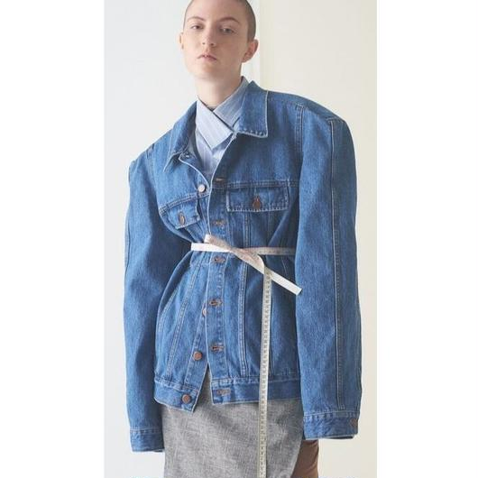 Metaphor… / DENIM JACKET BLUE