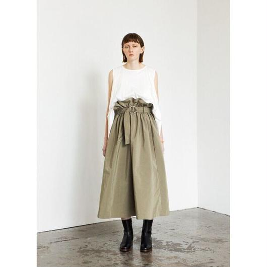 TOMOUMI ONO / BELTED SKIRT