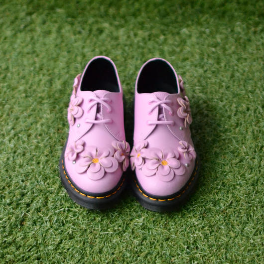 Dr.Martens / CORE APPLIQUE 1461 3 HOLE SHOES