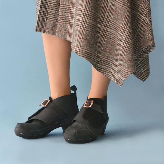 rosa mosa / MAGREB BOOTS / BLACK