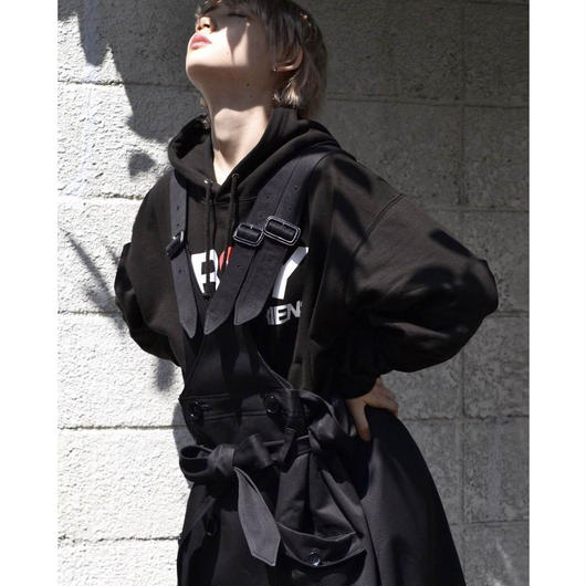 Metaphor… / TRENCH DRESS / BLACK