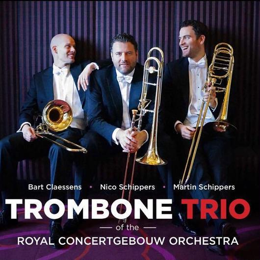 【CD】トロンボーントリオ ロイヤル・コンセルトヘボウ管弦楽団 (2015)