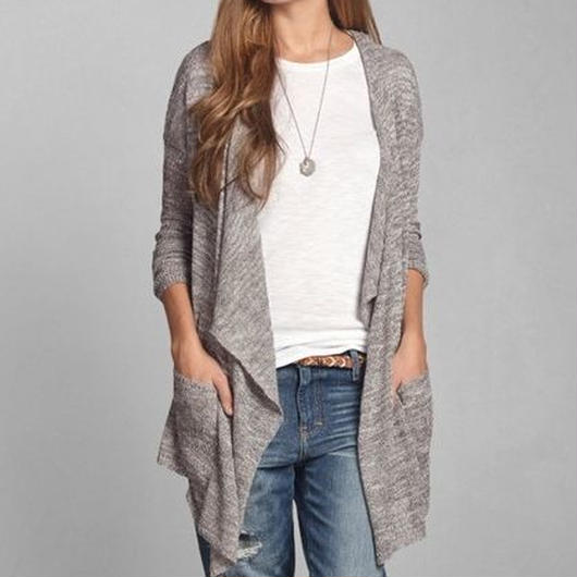 Abercrombie & Fitch Victoria Cardigan G