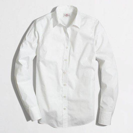 J.CREW Factory ストレッチシャツ