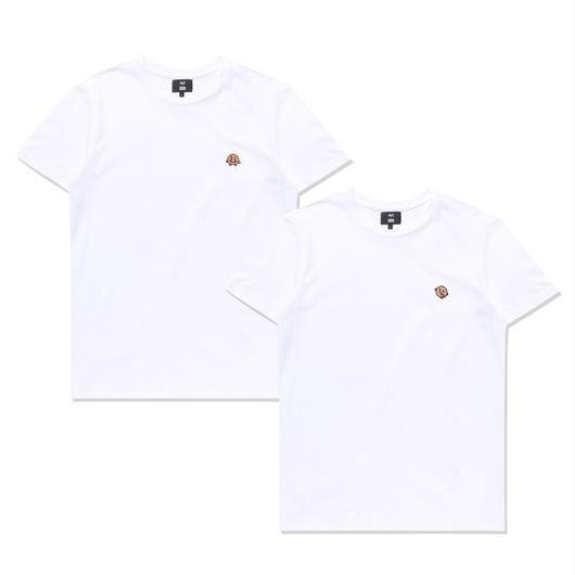 SHOOKYJホワイトTシャツ(2枚組)