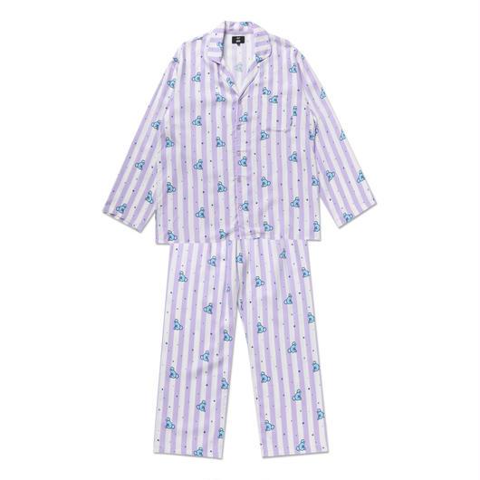 KOYAストライプパジャマ上下
