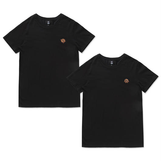 SHOOKYブラックTシャツ(2枚組)