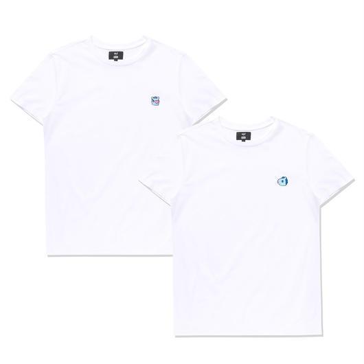 MAGホワイトTシャツ(2枚組)