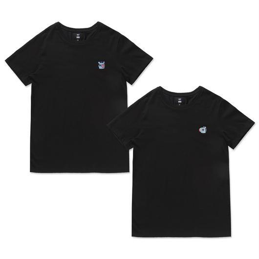MANGブラックTシャツ(2枚組)