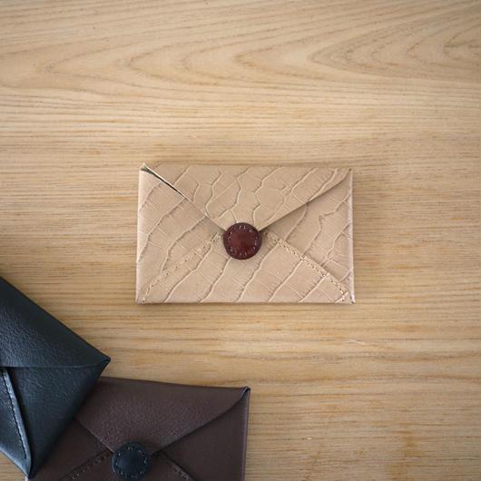 Card case envelop / BE