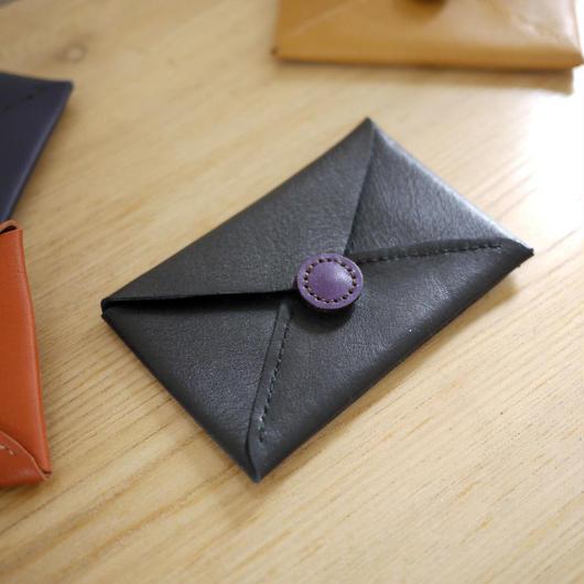 Card case envelop / Black