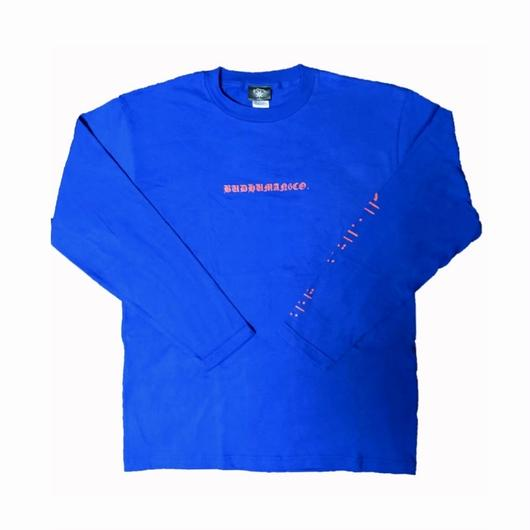 Original L/S T-shirts (BLUE)