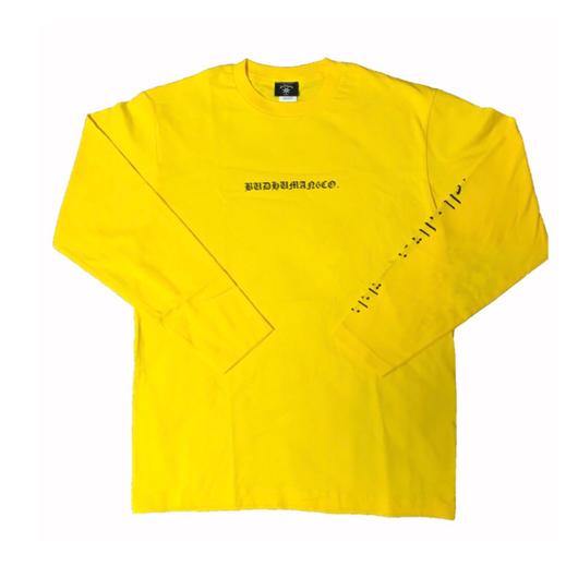 Original L/S T-shirts (YELLOW)