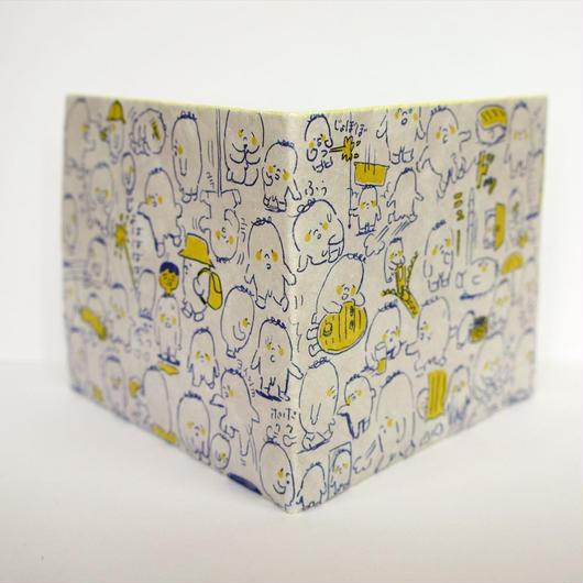 フェス財布 WALLIE(死後くんモデル)