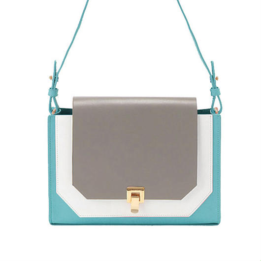 BIG CLUTCH BAG / SKY   Limited Color