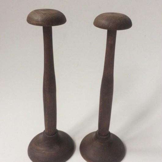 帽子立て 1930年代 ヴィンテージ ツゲの樹製