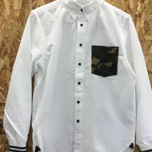 Champion Camps Long Sleeve B/D Shirt