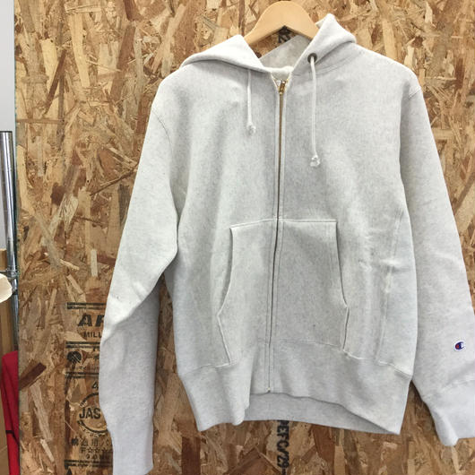 Champion Reverse Weave Zip Hooded Sweat Shirt