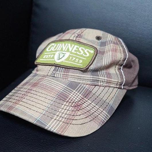 GUINNESS LOGO CAP