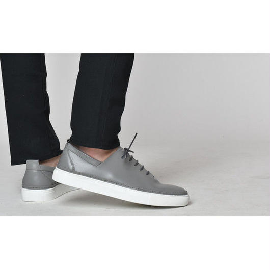 Whole Cut Plane Sneaker GREY