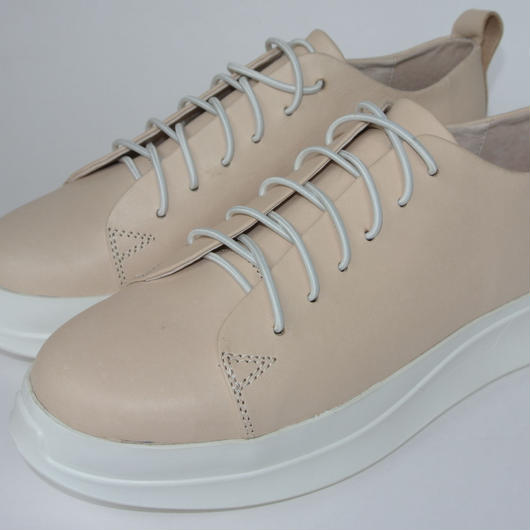 Platform Low Cut BEIGE