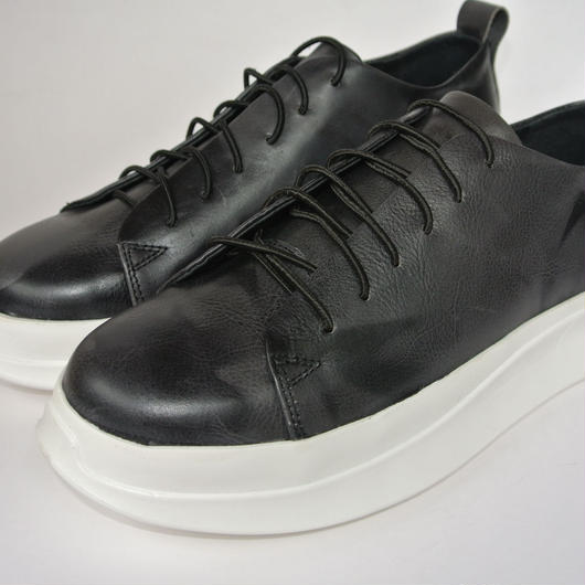 Platform Low Cut BLACK