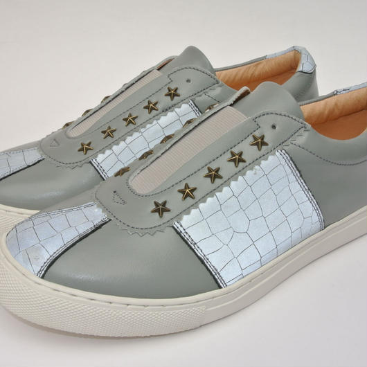Star Studs Slip on Ref GREY